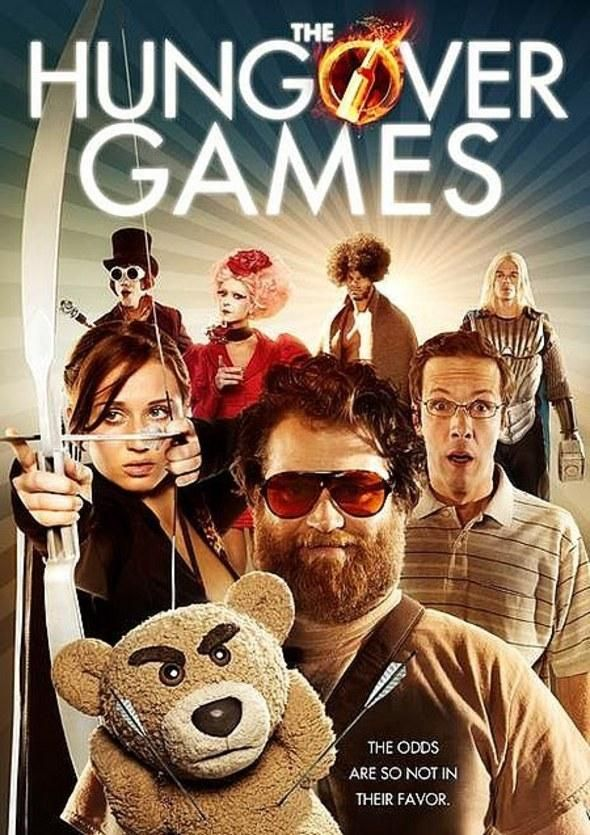 free movies, download free The Hungover Games (2014), download from Torrent,