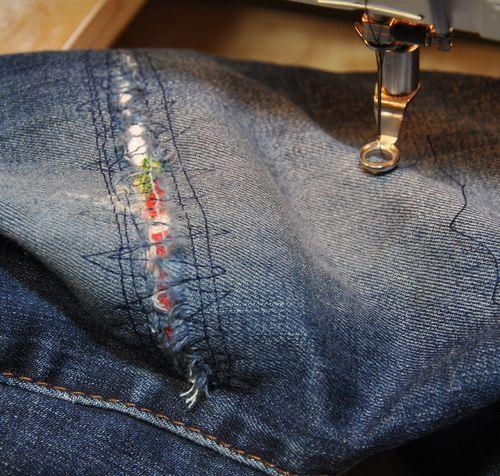 Photo of Det er i jeans …