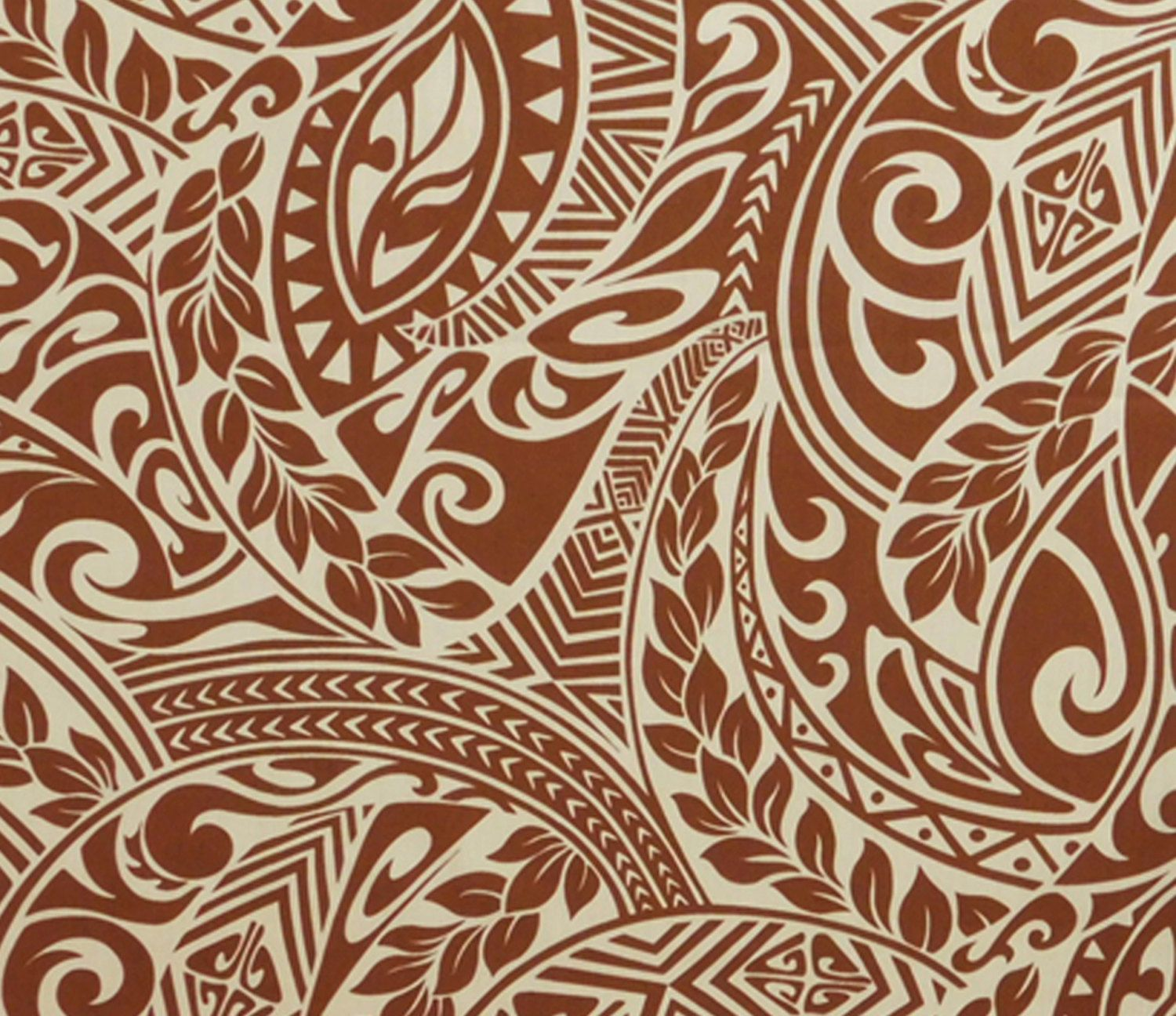 Polynesian Tattoo Fabric. Check it out at ...