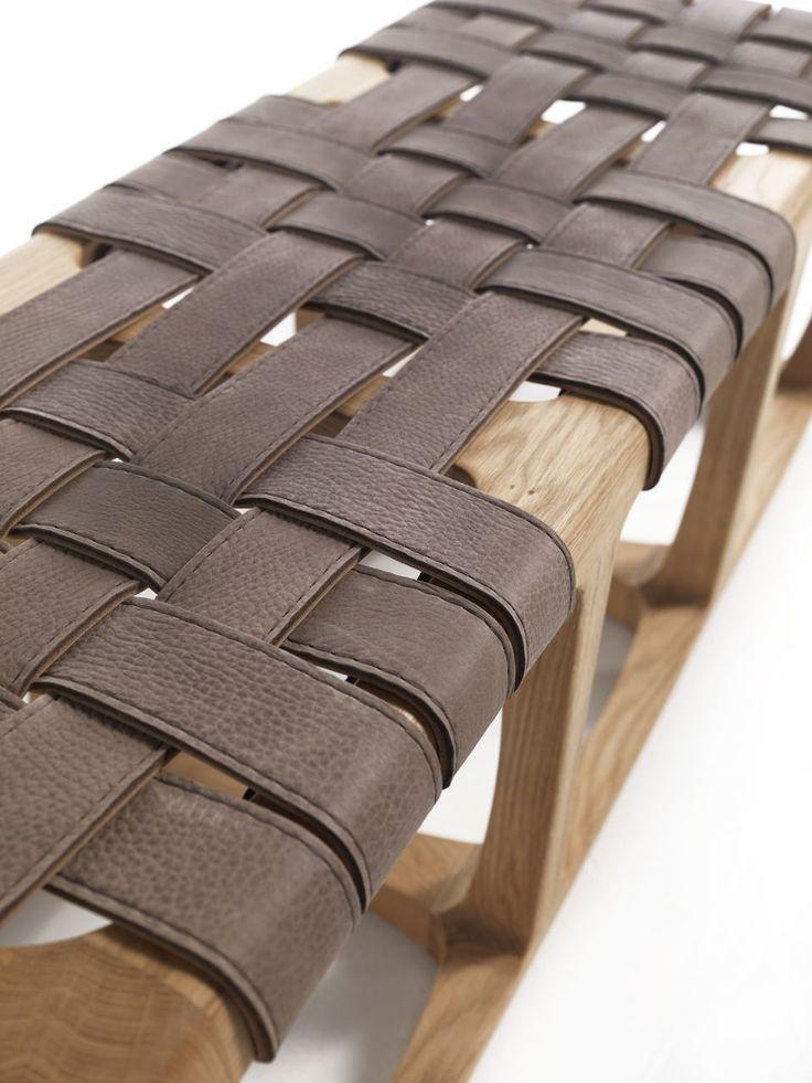BUNGALOW   Bench   Muebles de madera modernos, Muebles de madera y ...