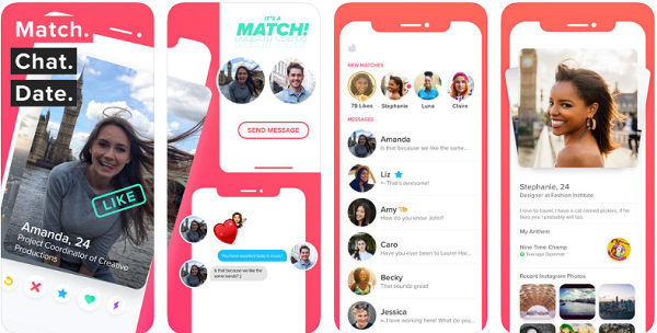 Dating-apps 2020 london
