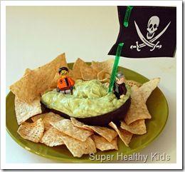 avocado boat | Back to School: Super Snack Ideas