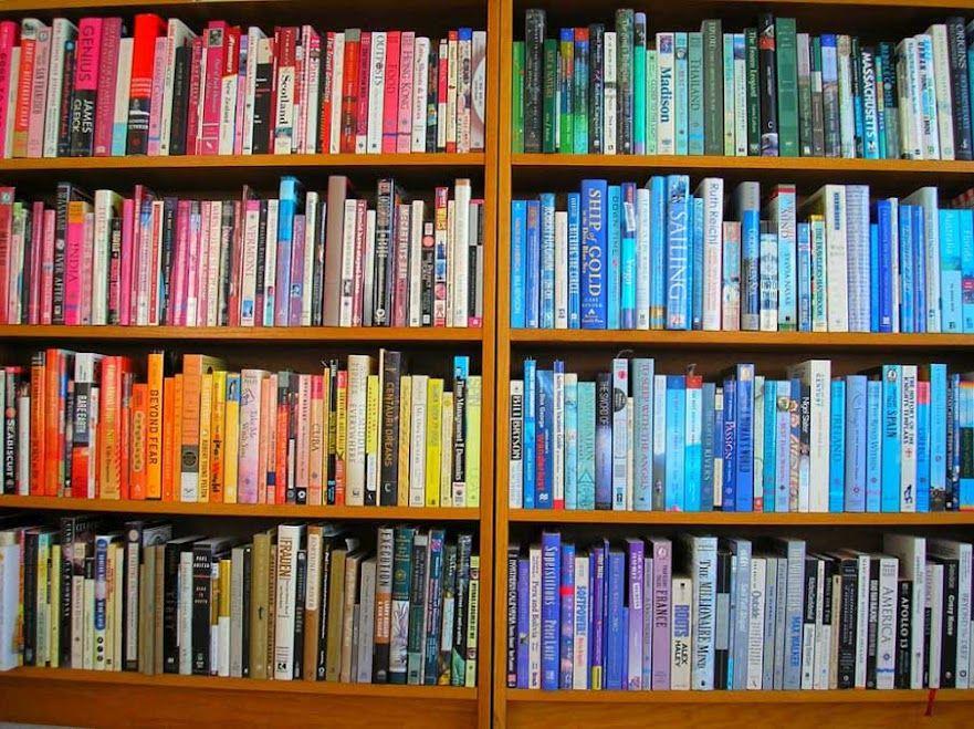 Sateenkaari kirjat