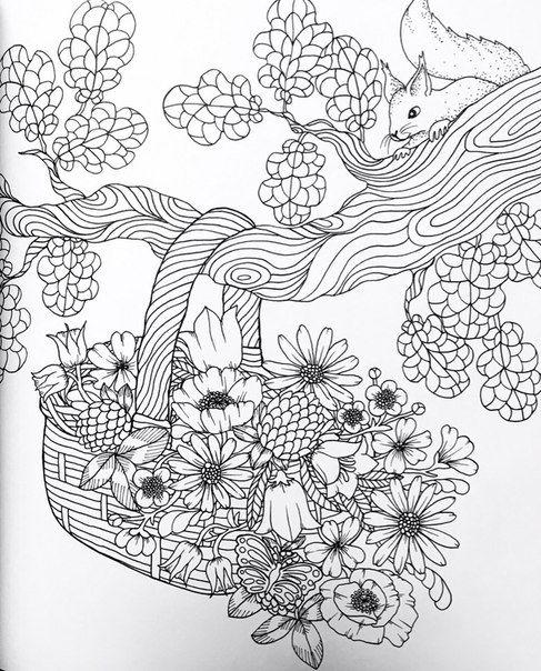 Pin de Marcia Cristina en Pintura ante estres | Pinterest | Colorear ...
