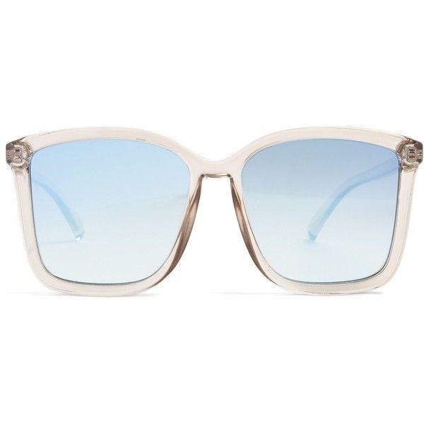 It Aint Baroque square-frame acetate sunglasses Le Specs vRfQgq