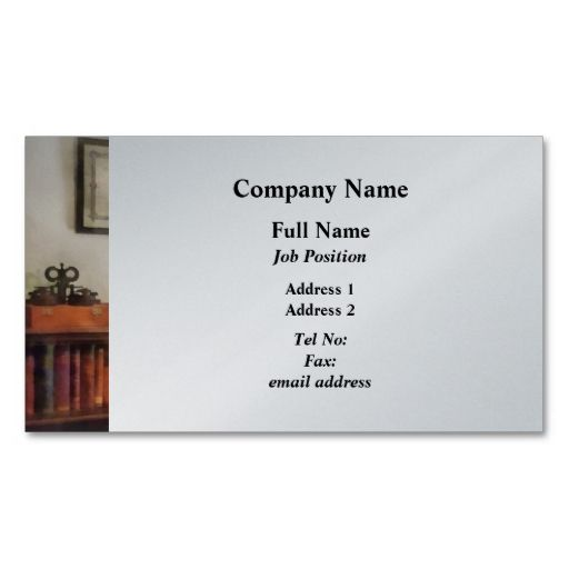 Eye Doctor's Office With Diploma Business Card. This great business card design is available for customization. All text style, colors, sizes can be modified to fit your needs. Just click the image to learn more!