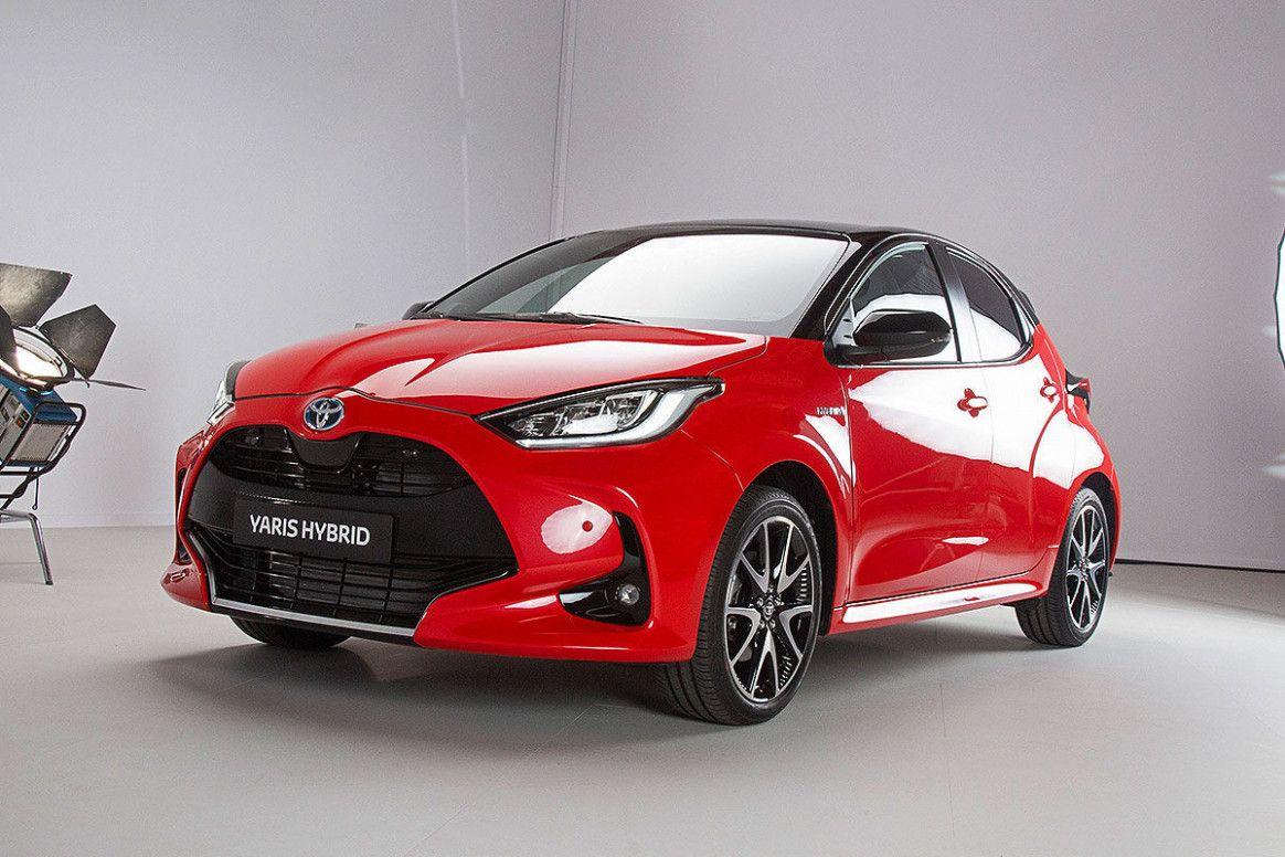 12 Picture Toyota Yaris Hybrid 2020 In 2020 Yaris Toyota Auto Motor Und Sport