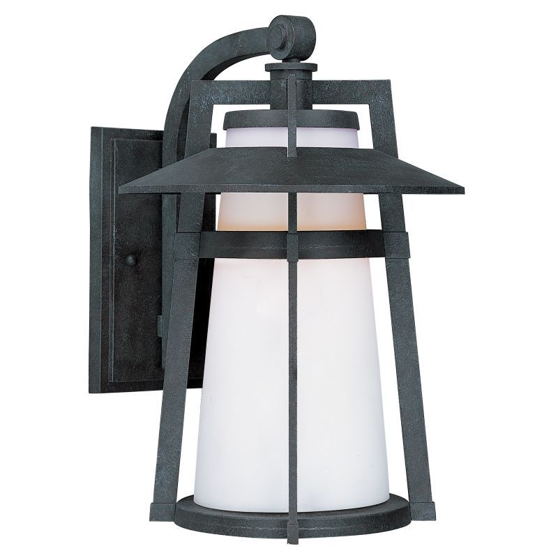 Miseno MLIT-4353 Calistoga One Light Outdoor Wall Sconce Adobe Outdoor Lighting Wall Sconces Outdoor Wall Sconces