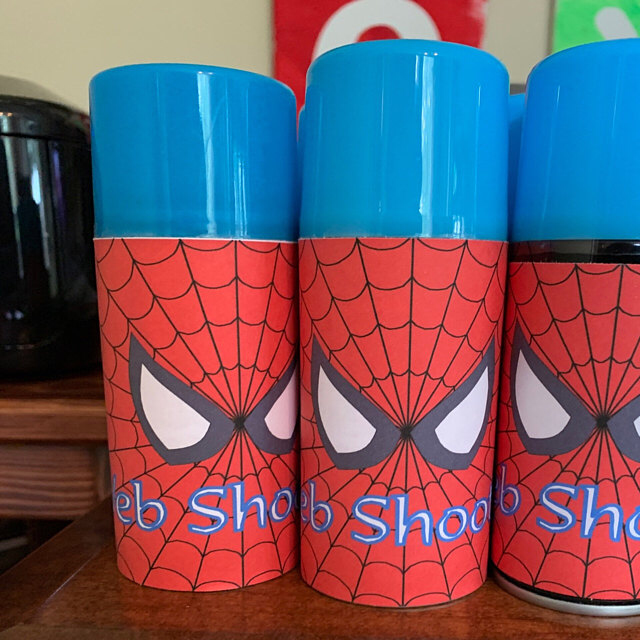 Pin On Spiderman Birthday Party