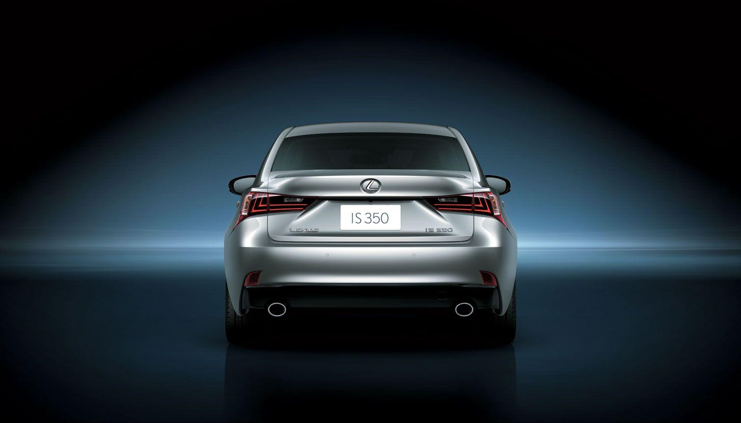 Lexus IS 350 Sports Luxury Lexus IS New lexus