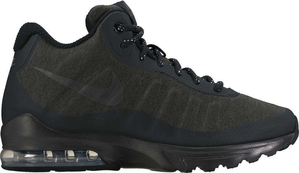 Nike  WMS  Air  Max  Invigor  Mid  Sneaker  Damen  schwarz  6af11ae43f8e3