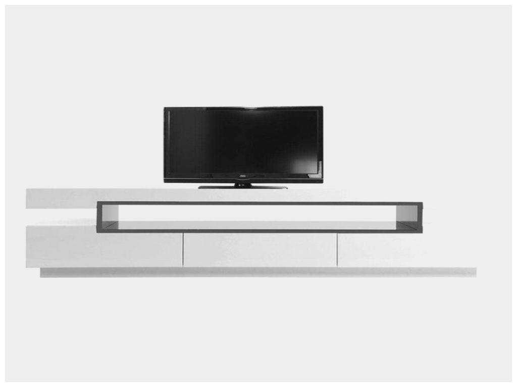 Inspirant Meuble Tv Blanc Laque La Redoute