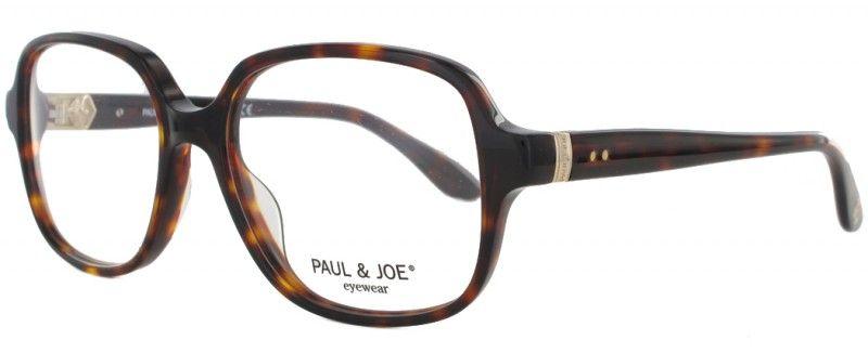 f5013a0f621ad1 Lunette de vue Paul and Joe PHENIX 22 cérclée, mixte, de couleur écaile.