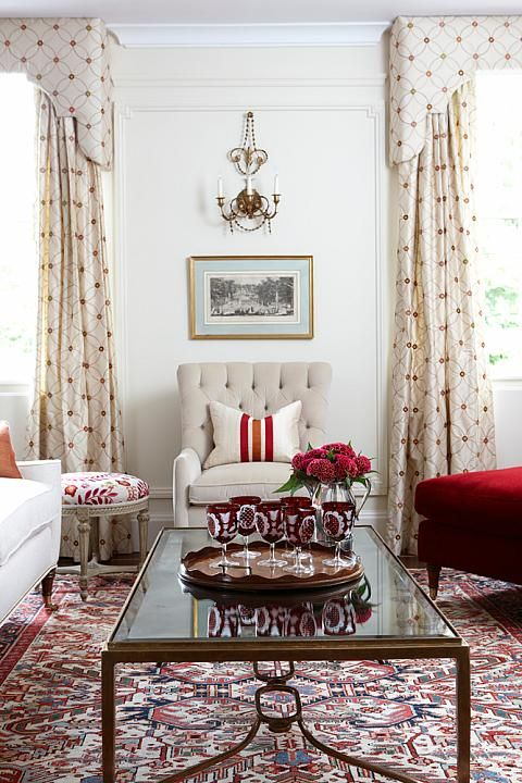 Sarah richardson london flat living room interiors - Sarah richardson living room ideas ...