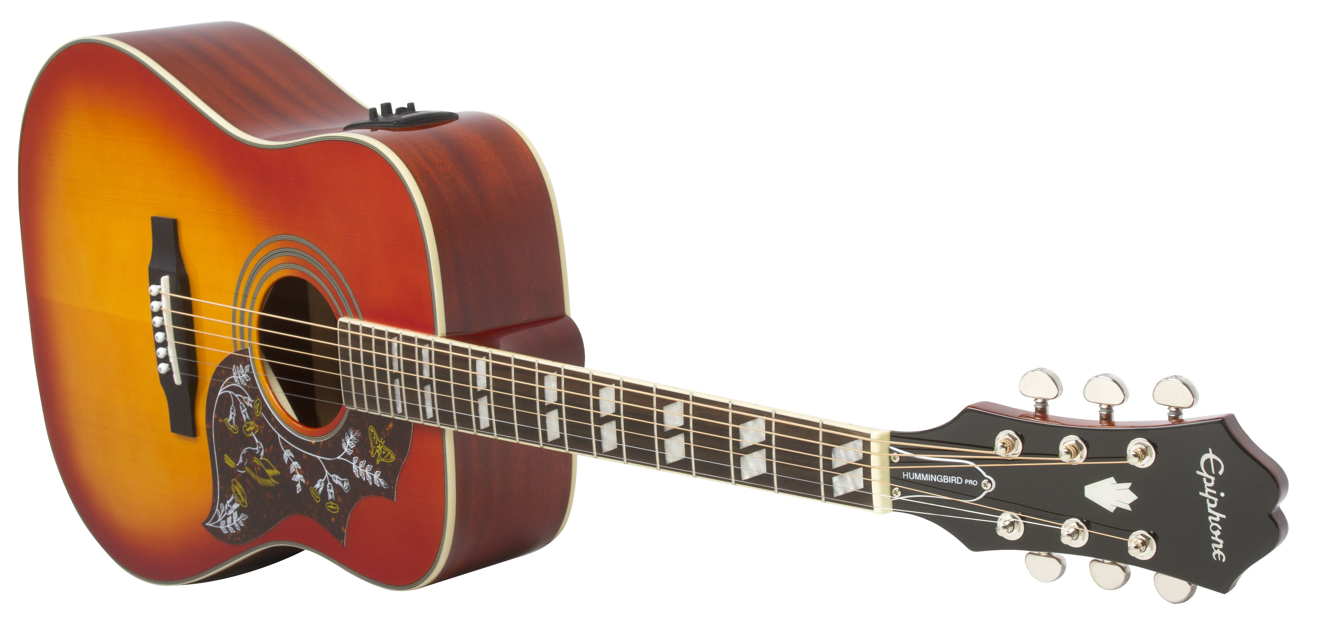 Epiphone Hummingbird Pro Acoustic Imagen Jpeg 4639 2237 Pixels Epiphone Epiphone Acoustic Guitar Guitar