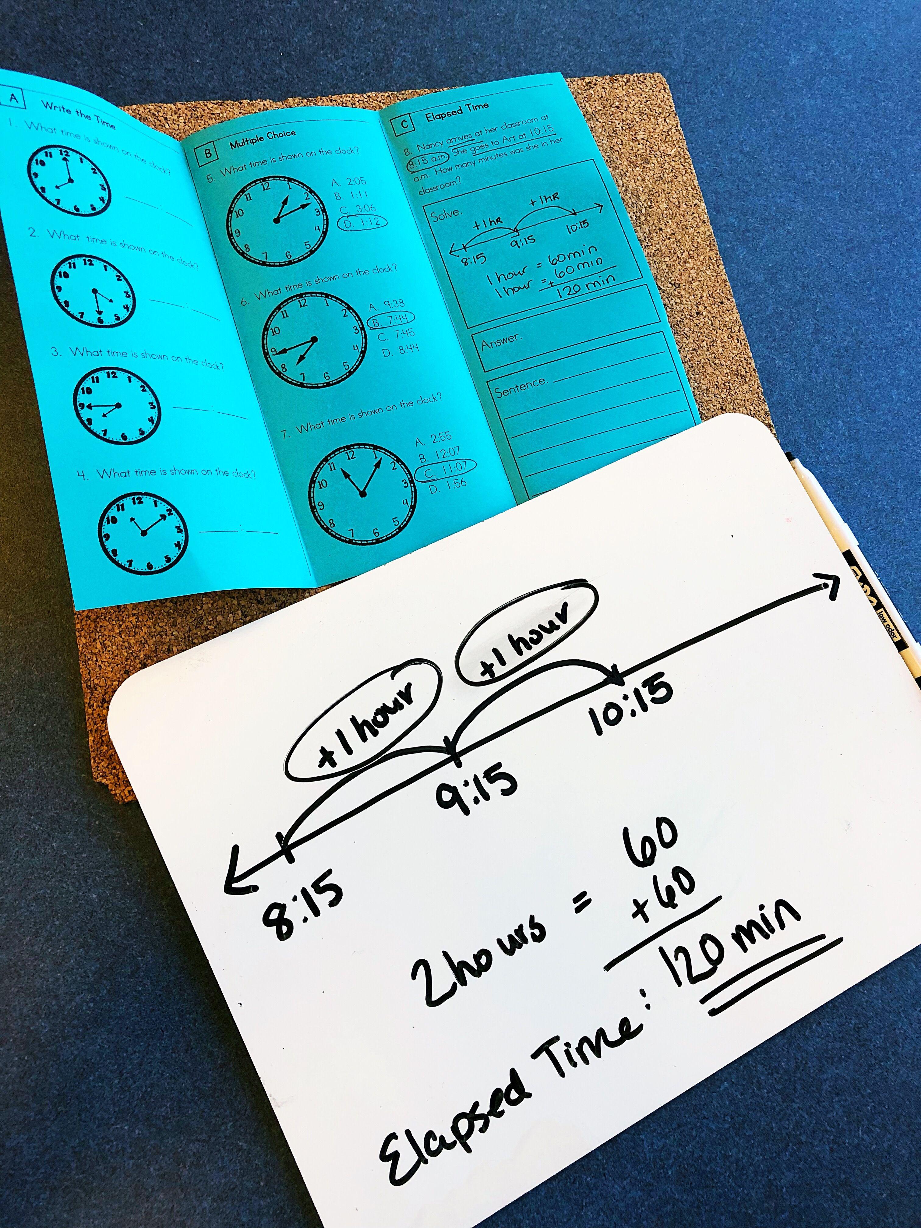 Free Printable Of Third Grade Math Review Tri Folds