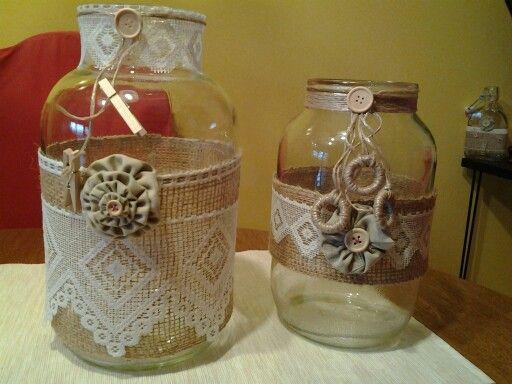 gurkengl ser dekoriert projekte pinterest dekorieren flaschen dekorieren und flaschen. Black Bedroom Furniture Sets. Home Design Ideas