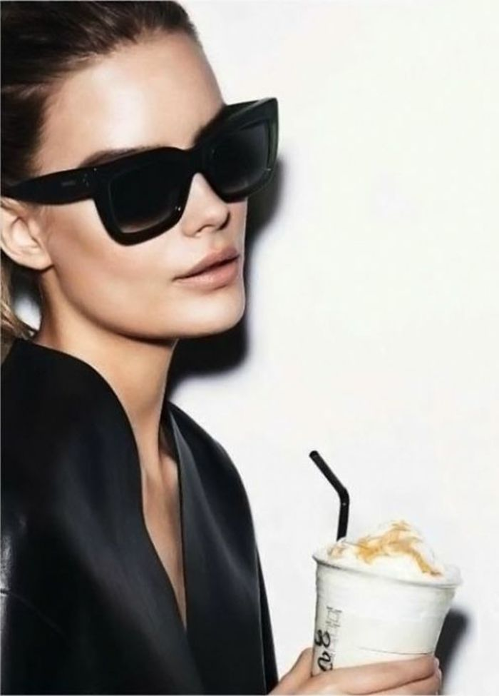 Sonnenbrillen Chane schwarz rahmen   TRENDS   Pinterest   Trends and ...