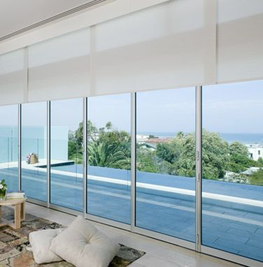 Overlap Roller Blinds Designed Blinds Australia Outdoor