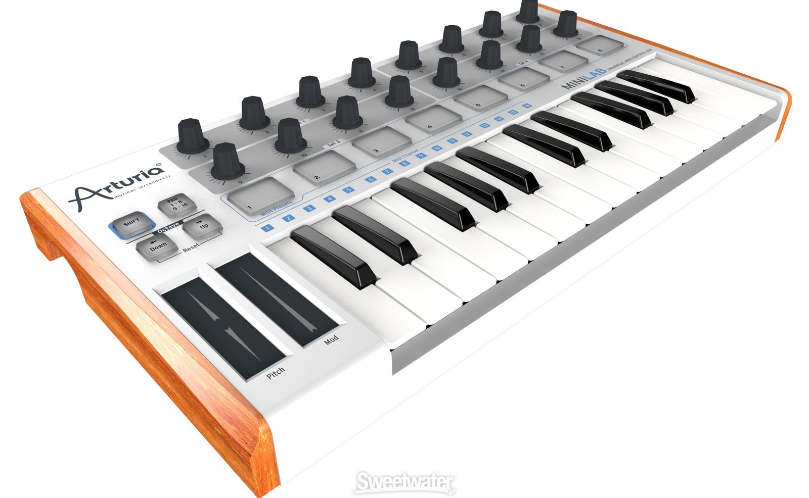 PERFECT CIRCUIT NEW Arturia Minilab MKII 25-Key USB Keyboard CONTROLLER
