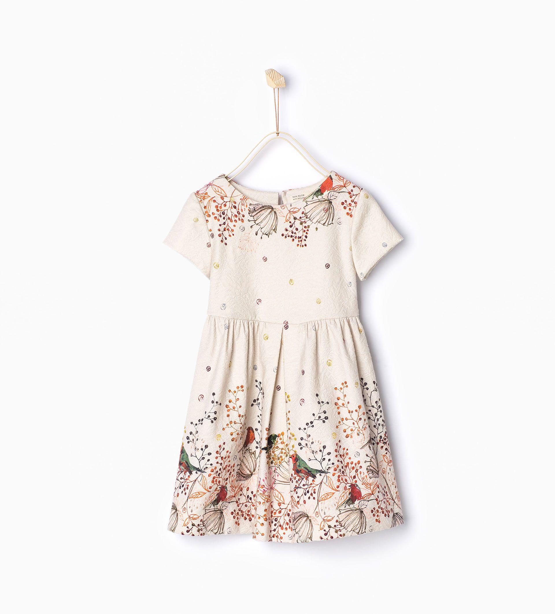 sukienki zara dziecko