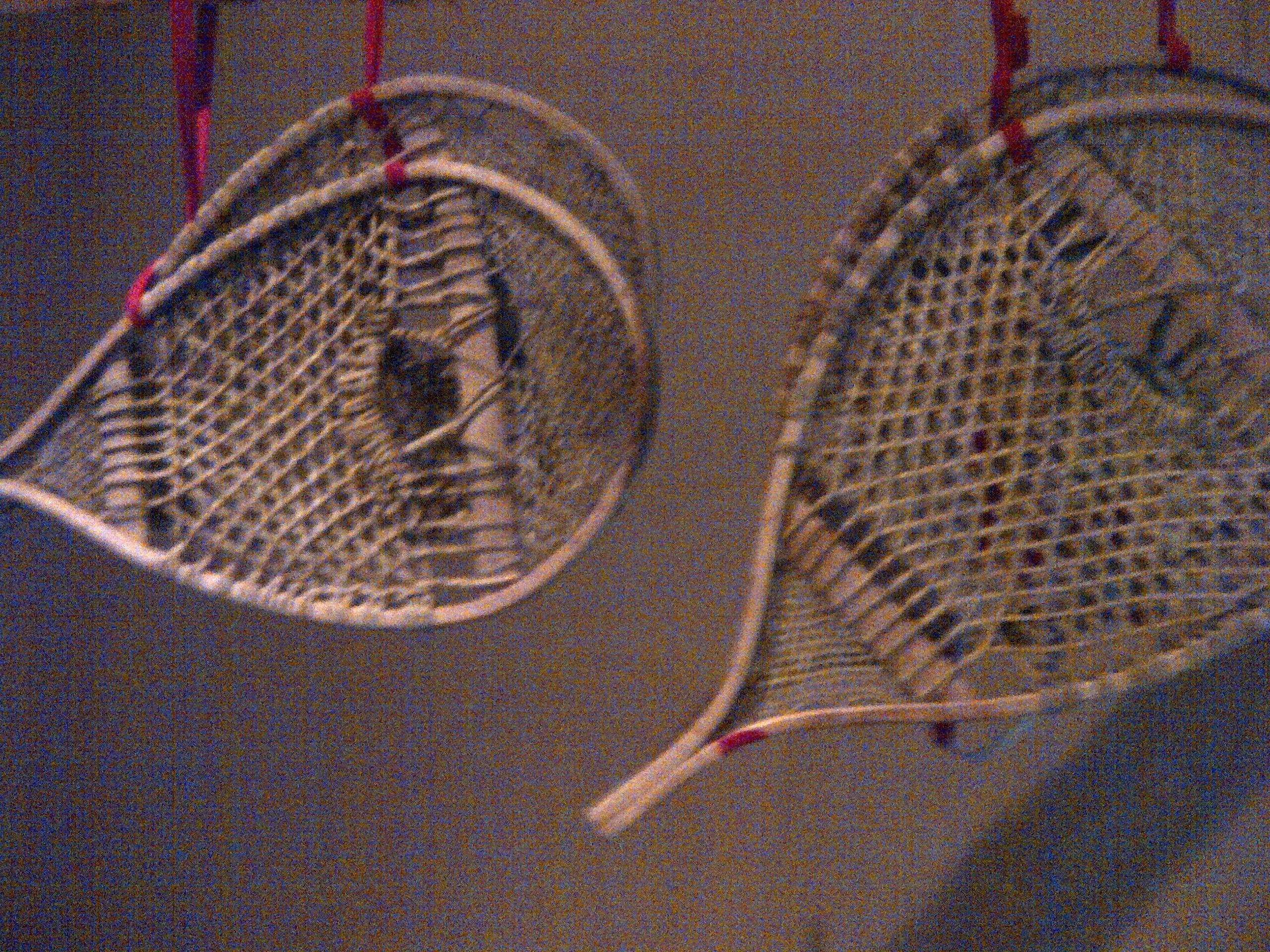 Snowshoeing Aboriginal Innu Lac Saint Jean With Images Aboriginal Tennis Racket Culture