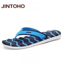 dac590039e56a   25% OFF   Jintoho Big Size 48 Men Slippers Summer Beach Men Shoes Fashion Men  Flip Flops Sandals Water Upstream Shoes Male Slides