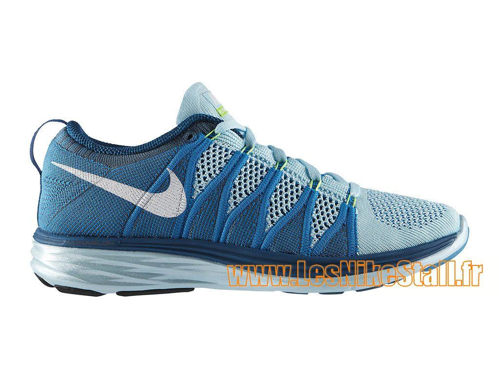 Officiel GS Nike Flyknit Lunar 2 GS Officiel Chaussure de Running Pas Cher 551f93