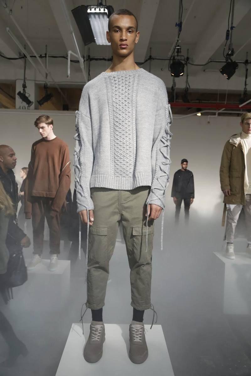 STAMPD Fall/Winter 2016/17 - New York Fashion Week Men's