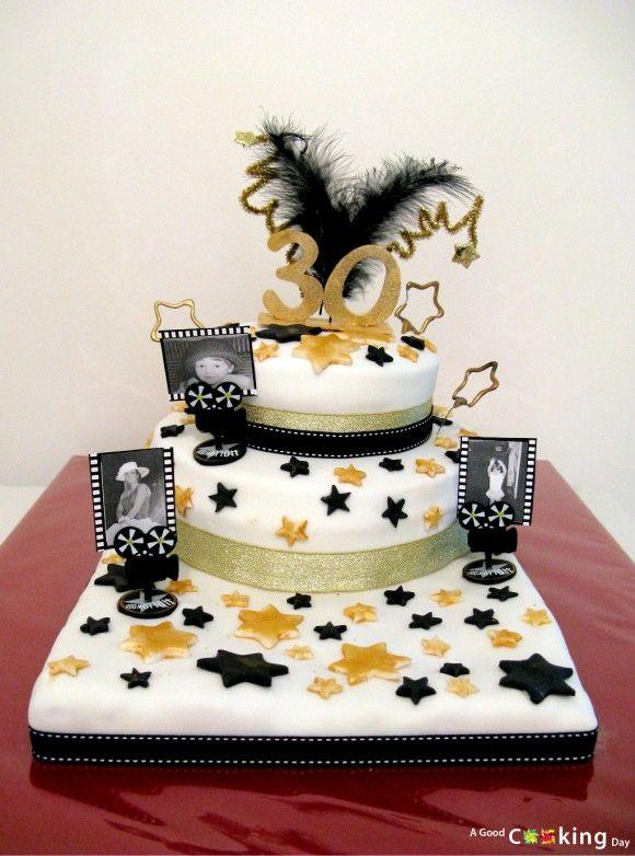 anniversaire theme star