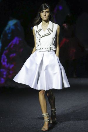 Philipp Plein Ready To Wear Spring Summer 2015 Milan - NOWFASHION