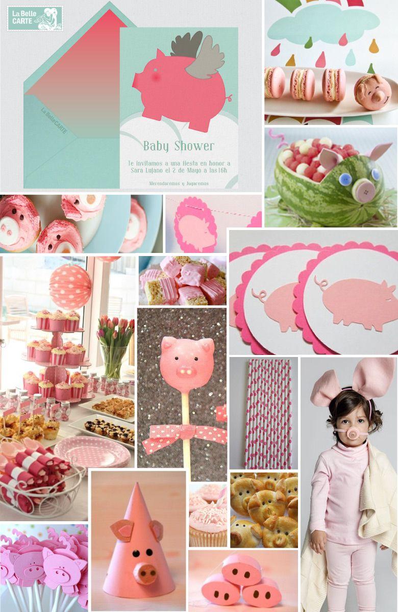 INVITACIONES PARA BABY SHOWER E IDEAS PARA CELEBRAR UN BABY SHOWER ...