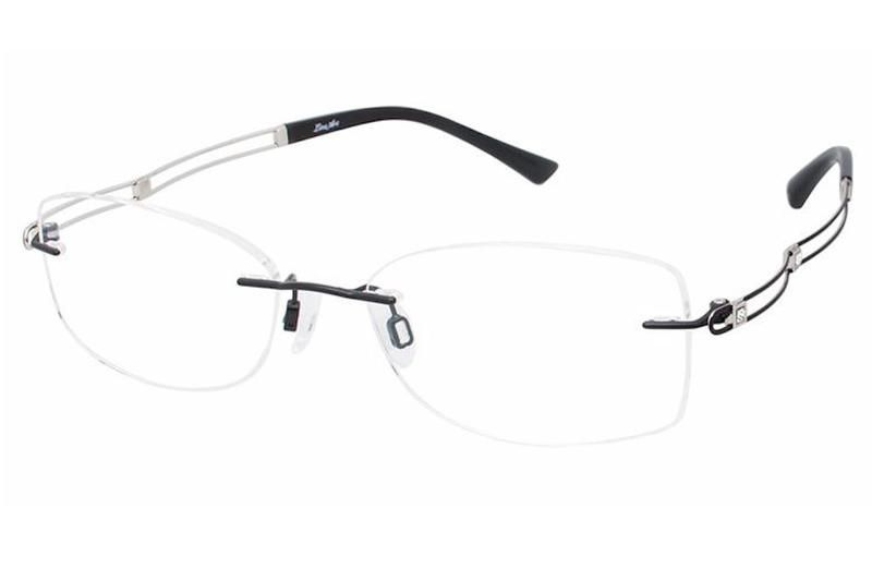 4ab62d6cd99b Charmant Line Art Eyeglasses XL2051 XL 2051 Rimless Optical Frames-JoyLot.com  - https