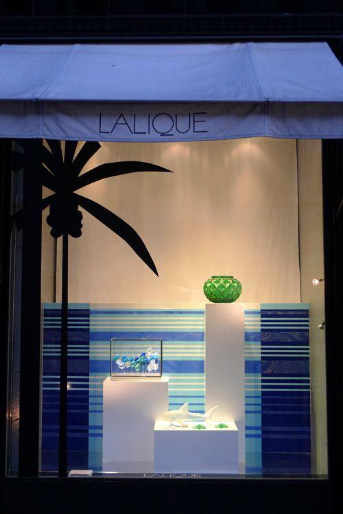 Reflets d'eau pour horizon chez Lalique