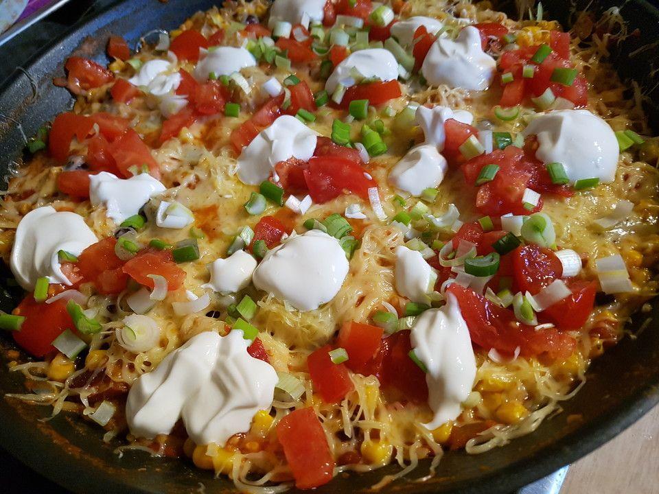 One Pot Burrito Bowl von AmiliasMama | Chefkoch #easyonepotmeals