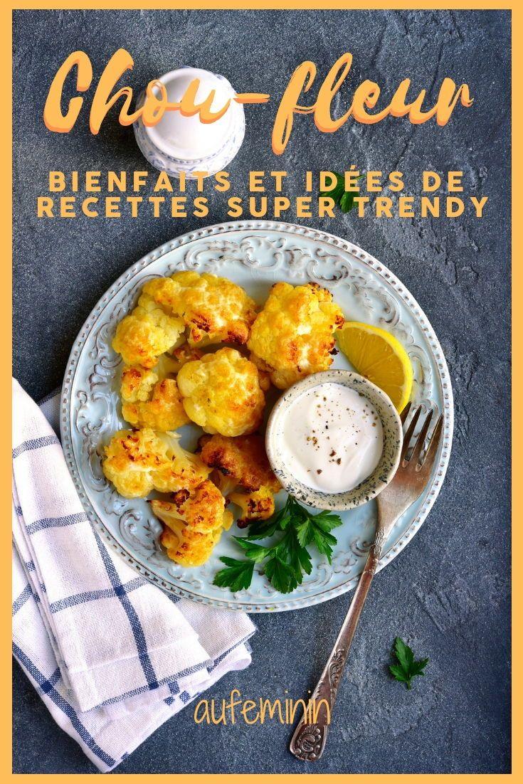 Le chou-fleur, super aliment : recettes, conseils autour ...