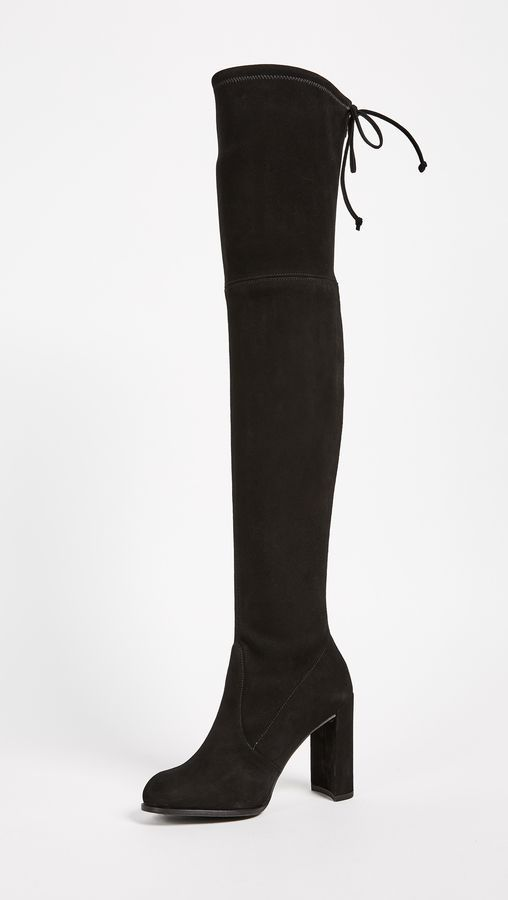 4f494444464 Stuart Weitzman Hiline Over the Knee Boots. Made in Spain.
