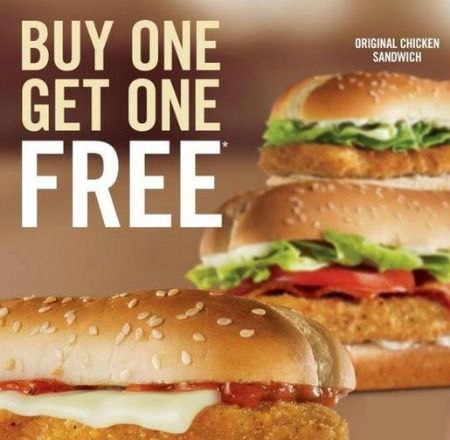Burger King Coupon Buy One Get One Free Chicken Sandwich Burger Chicken Sandwich Chicken Sandwich Recipes