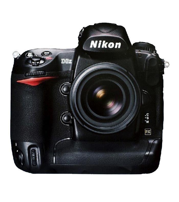 Nikon D3X is a 24.4 megapixel professional-grade full frame (35mm ...