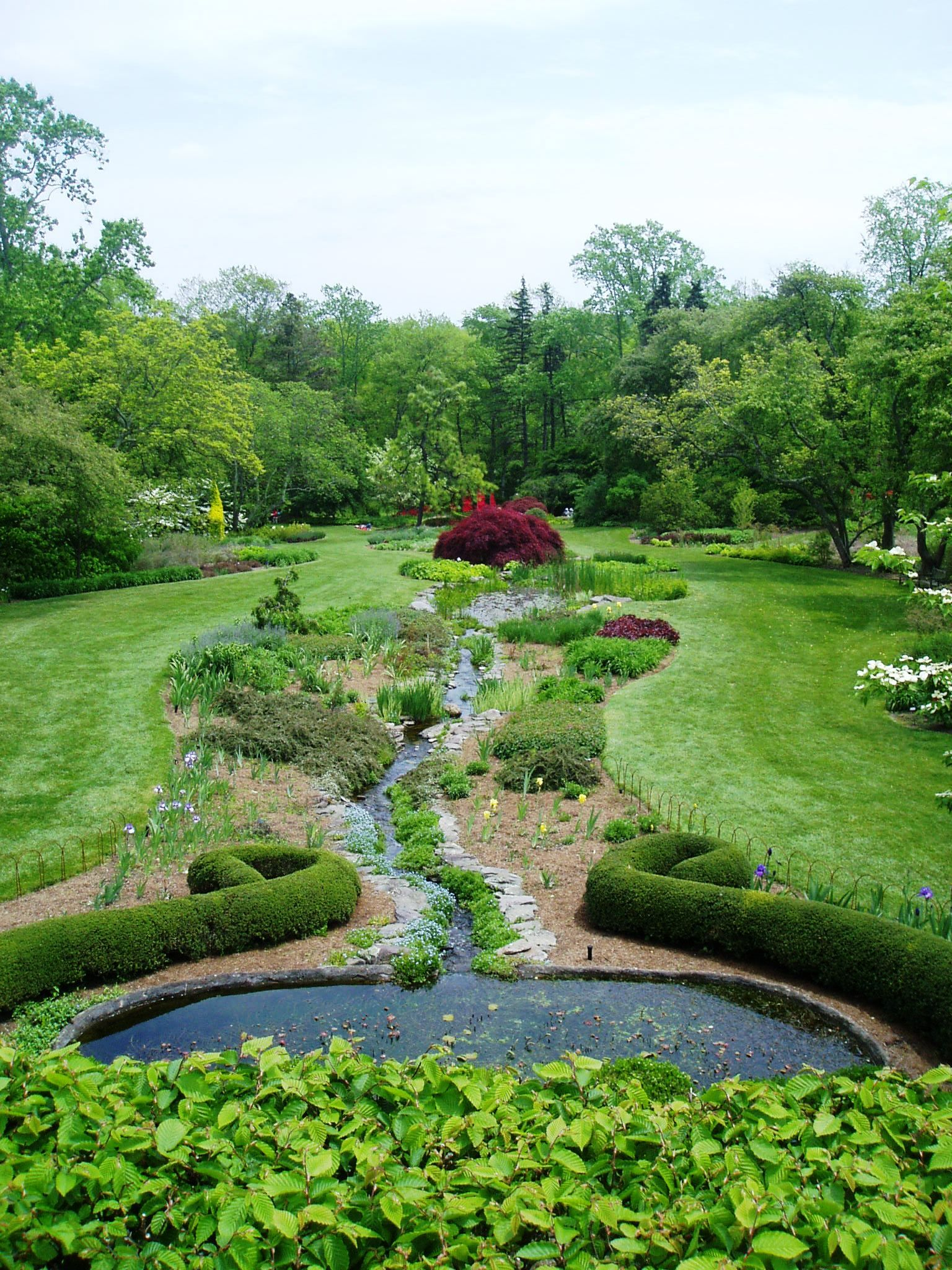 Ladew Topiary Gardens May 2013 Beautiful American Gardens