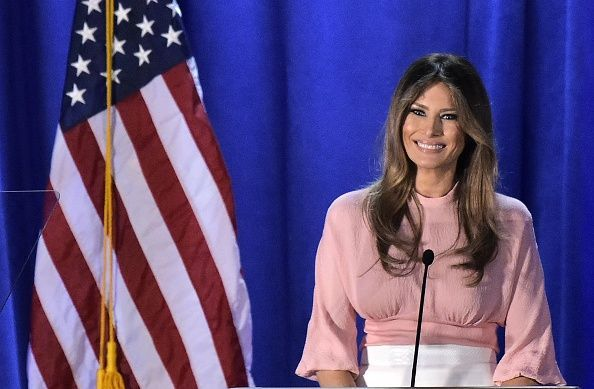 WASHINGTON (AP) — Melania Trump was paid for 10 modeling jobs in the United States worth $20,056 that occurred in the seven weeks before she had legal permission to work in the country, according to detailed accounting ledgers, contracts and related documents from 20 years ago provided to The Associated