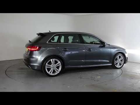 AUDI A3 1 6 TDI S-LINE - Air Conditioning - Alloy Wheels