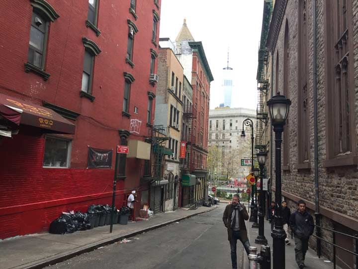 Five points nyc most dangerous area in new york history