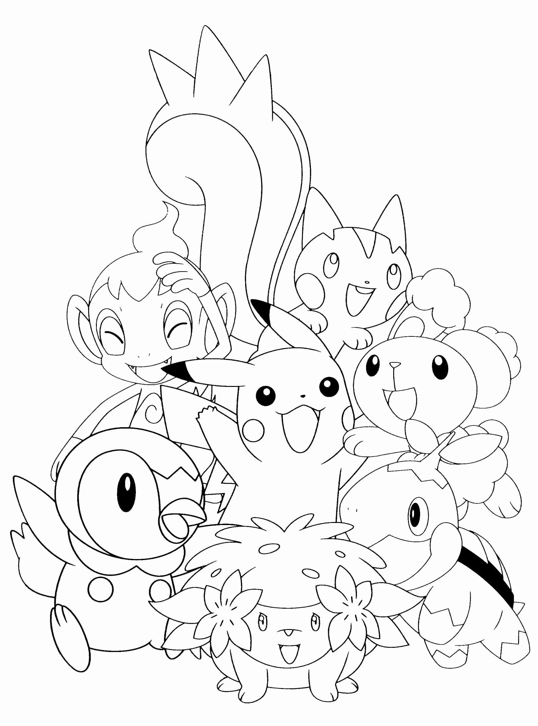 Malvorlagen Kostenlos Pokemon Aiquruguay