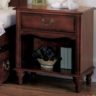 Young America Madison Collection One Drawer Night Stand By Stanley Furniture Stanley Young
