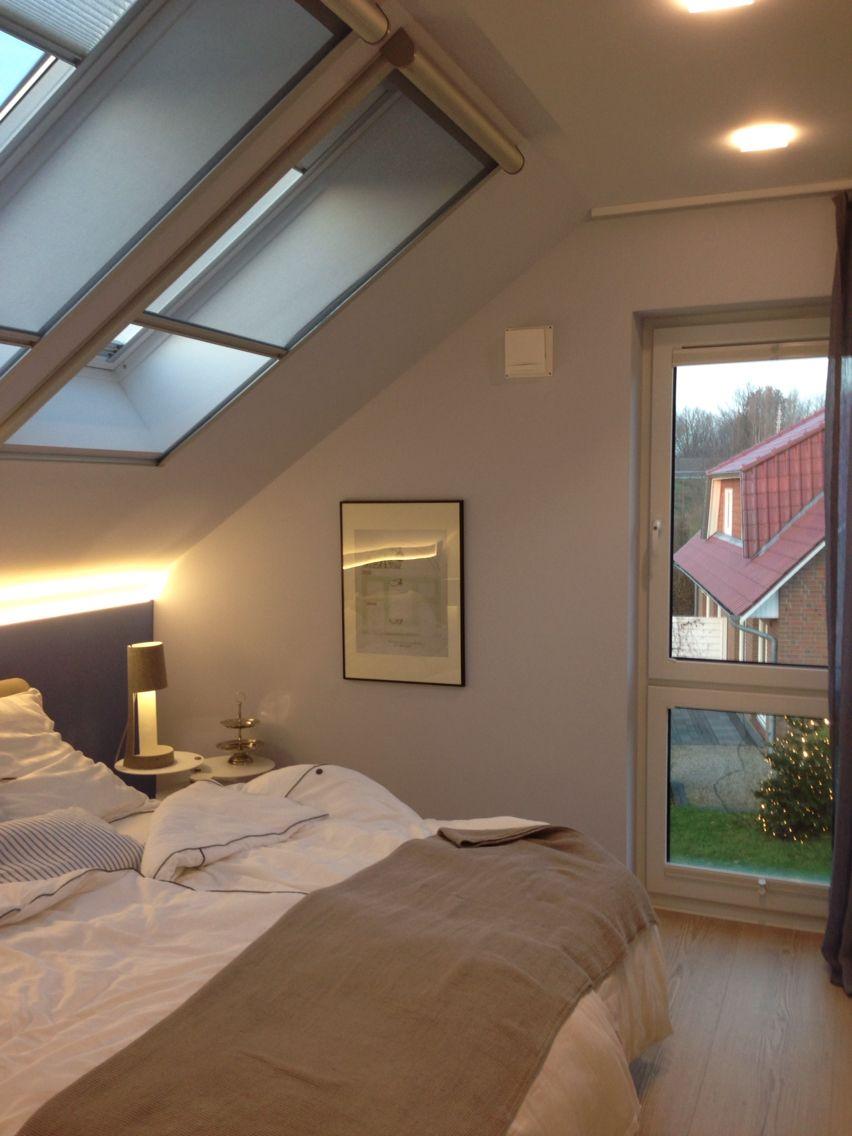 Dachschrägen Fenster Plus Normales Fenster Schlafzimmer Dachschräge Dachschräge Fenster Dachschräge Einrichten