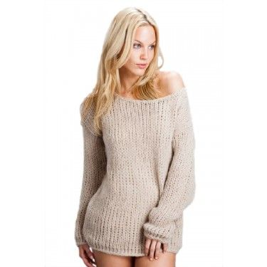 Suss Chunky Off the Shoulder Sweater | FASHION | Pinterest ...