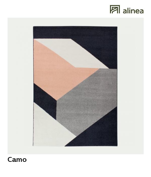 Alinea Camo Tapis A Motifs Geometriques 160x230cm Les Selections