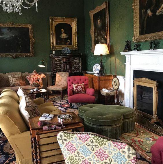 Pin di holok su English houses | Pinterest | Castelli, Soggiorno e Sogni