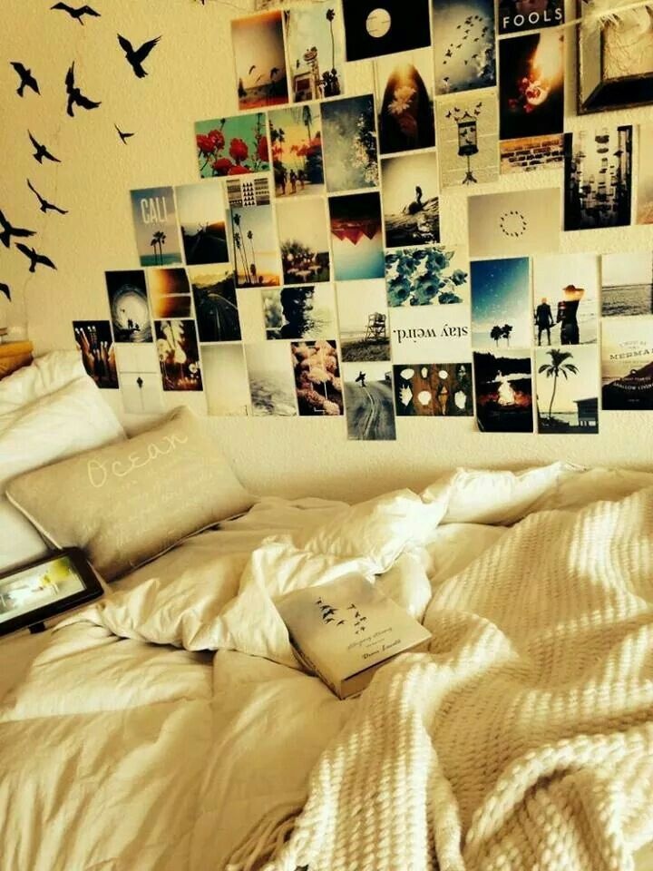 I would love to have room like that :$